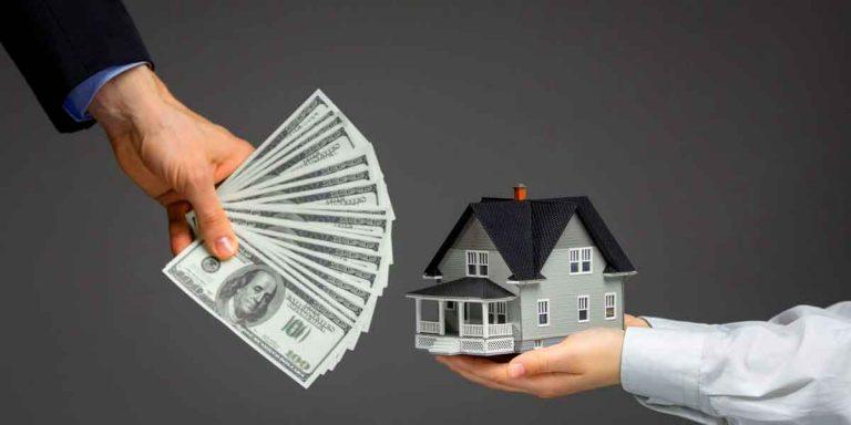 Страхование при займе под залог недвижимости.